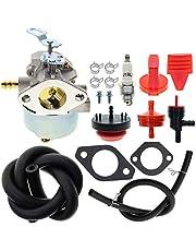 MOTOALL 632334A Carburetor for Tecumseh 632370A 632110 632111 632334 632370 632536 640105 Replaces Tecumseh 632334 Carburetor (Normal)