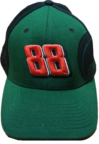 "NASCAR Dale Earnhardt Jr #88 ""Big Number Flex"" Cap Amp Energy Flex Fit Hat"