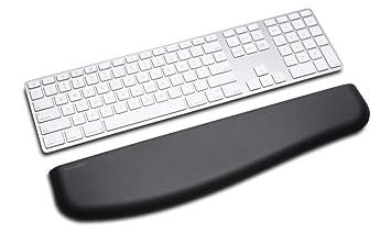 dff6143b115 Kensington ErgoSoft - Ergonomic Gel Keyboard Wrist Rest with Wrist Support  Pad for Slim Keyboards -
