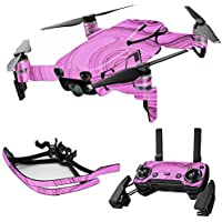 MightySkins Skin for DJI Mavic Air Drone - Pink Thai Marble | Max Combo Protective, Durable, and Unique Vinyl Decal wrap cover | Easy To Apply, Remove, and Change Styles | Made in the USA