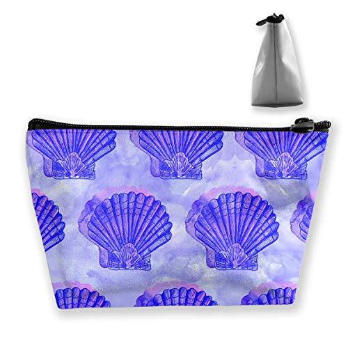 Makeup Bag Trapezoidal Storage Bag Jewelry Bracelets Blog Portable Cosmetic Bag Ladies Mobile Travel Bag ()