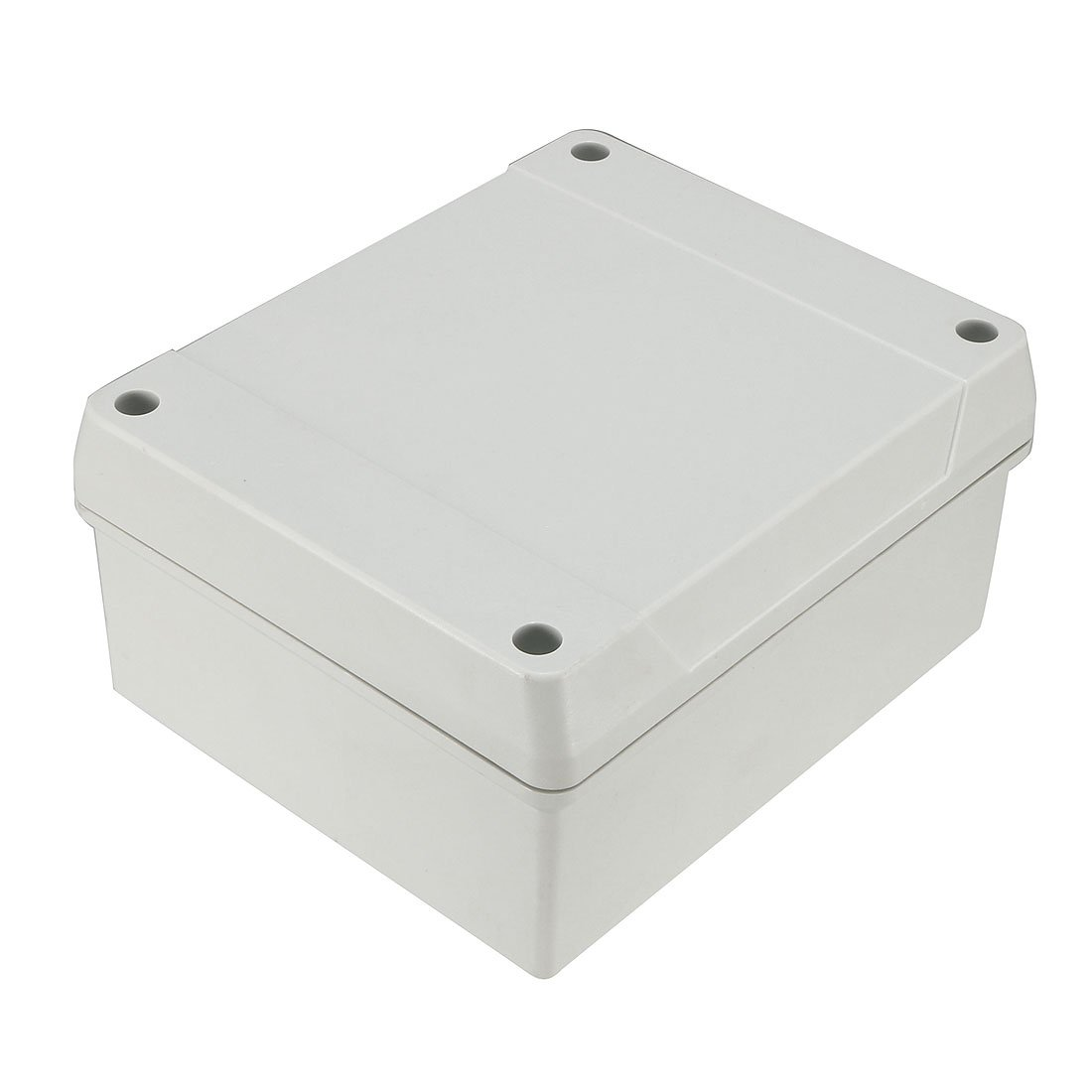 uxcell 5.5''x4.7''x2.8''(139mmx119mmx70mm) ABS Flame Retardant Dustproof IP65 Junction Box Universal Project Enclosure w 5Terminal