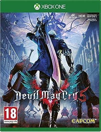 Devil May Cry 5: Amazon.es: Videojuegos