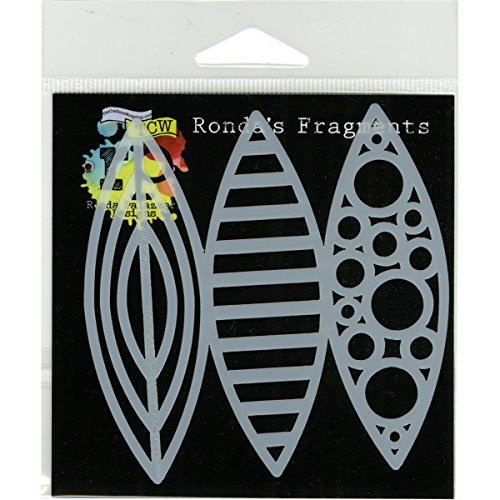 Crafters Workshop Pods Crafter's Workshop Fragments Templates, 4-Inch by 4-Inch