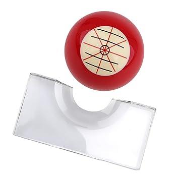 Toygogo Marcador de Bola de Billar Plástico Marcador de Posición ...
