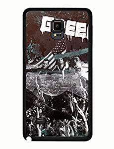 Green Day Diyed Coloury Theme Music Band Diy For SamSung Galaxy S4 Case Cover Hard Plastic Case yiuning's case