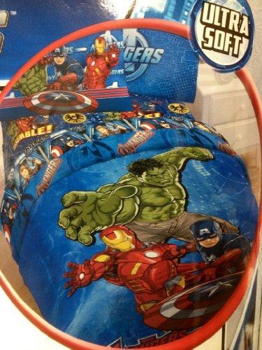 Marvel Avengers Reversible Comforter