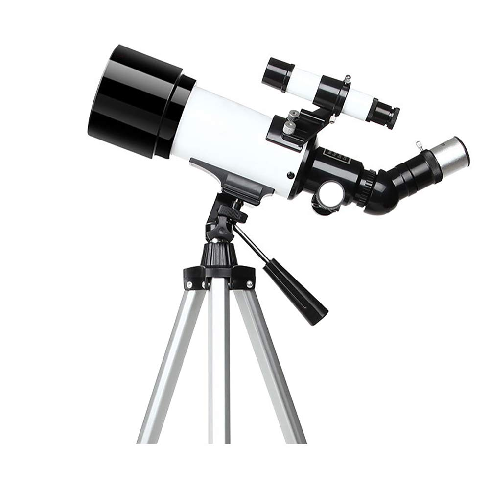 QQLK Astronomical Telescope Portable Astronomical Landscape Tripod& Lens- Ideal for Astronomy Beginners for Star Watching Refractor Telescope by QQLK