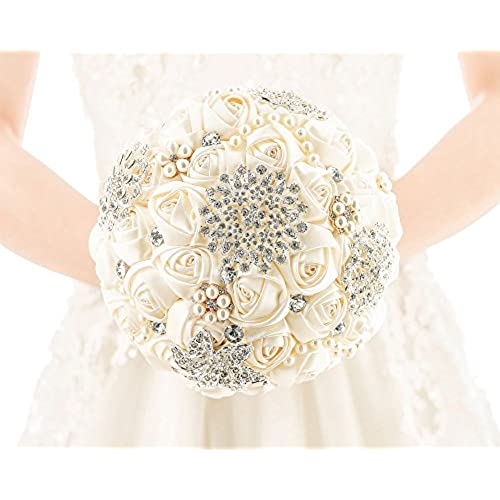 Wedding Bouquets for Bride: Amazon.com