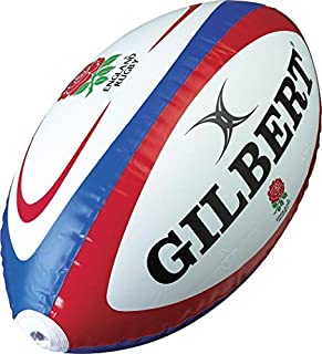 GILBERT RUGBY SPORT PLAGE JARDIN amusant de jeu gonflable Angleterre PROMO balle Only Sportsgear