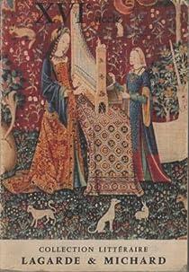Collection littéraire Lagarde & Michard : XVIe siècle par Lagarde