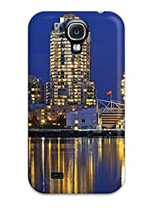 Galaxy Cover Case - Science World Vancouver Protective Case Compatibel With Galaxy S4
