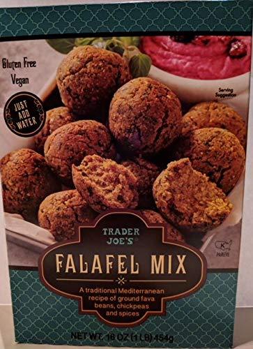 (Trader Joe's Gluten Free Falafel Mix 16 Ounces)