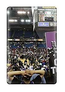 Anti-scratch And Shatterproof Sacramento Kings Nba Basketball (26) Phone Case For Ipad Mini/mini 2/ High Quality Tpu Case