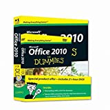img - for Office 2010 For Dummies, Book + DVD Bundle book / textbook / text book