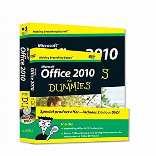 Book Office 2010 For Dummies