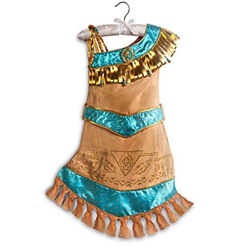 [Disney Store Pocahontas Costume Dress Halloween Size M Medium 7 - 8] (Pocahontas Costumes)