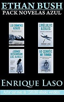 ETHAN BUSH: Pack de novela negra y de misterio del agente del FBI (Spanish Edition) by [Laso, Enrique]