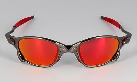 Lunettes de soleil Sport en alliage d'aluminium avec verres polarisés (JL/RM)., JL02