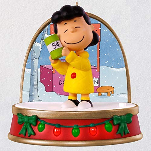 Characters From Charlie Brown - Hallmark Keepsake 2018 A Charlie Brown