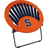 College Covers Syracuse Orange NCAA Rising Sun Bungee Chair