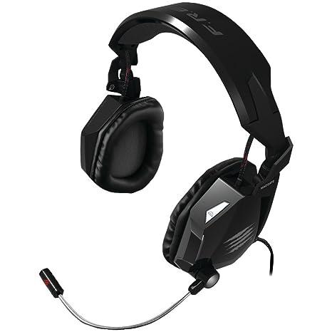 Amazon.com: Mad Catz F.R.E.Q. 7 Surround Sound Gaming Headset for PC: Computers & Accessories