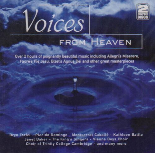 Wolfgang Amadeus Mozart - Voices From Heaven By Wolfgang Amadeus Mozart - Zortam Music