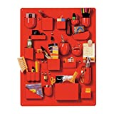 Large Uten-Silo Wall-All Wall Organizer by Dorothee Becker for Vitra Design Museum