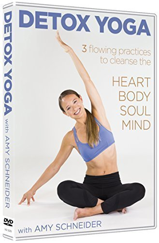 Detox Yoga by Amy Schneider