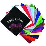 Dog in the Closet, Baby Cakes- Rhinestone Dog Bandana - Choice of Color
