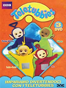 teletubbies - impariamo divertendoci con i teletubbies (3 dvd) box set dvd Italian Import