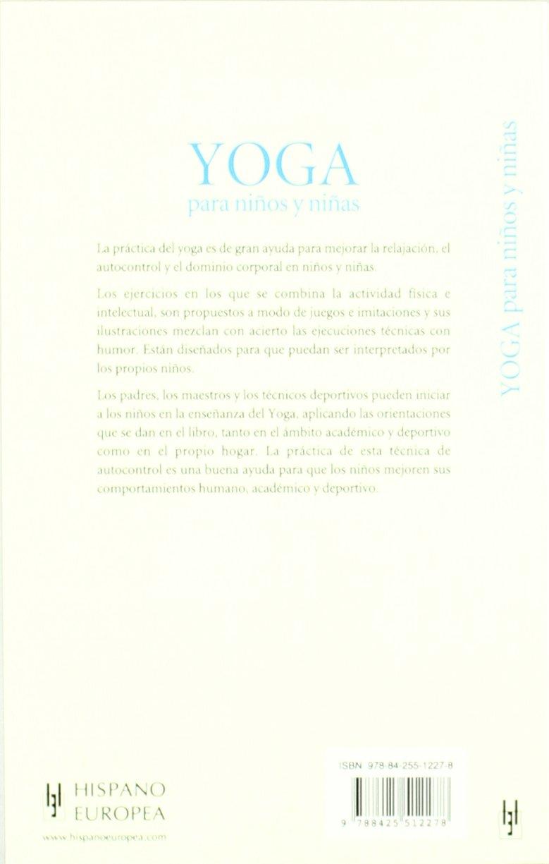 Yoga para niños y niñas (Herakles): Amazon.es: Elisabetta ...