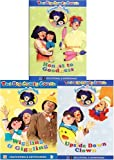 The Big Comfy Couch - Honest to Goodness/Upside Down Clown/Wiggling and Giggling (3 pack)