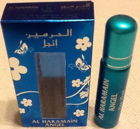 Al Haramain Angel - Oriental Perfume Oil [10ml] - Angel Scented Eau De Parfum