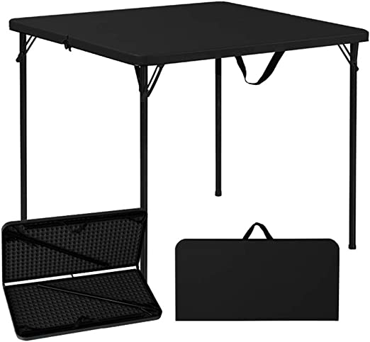 Folding Table Foldable One Piece Installation