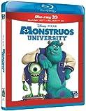 Monstruos University (Blu-ray 3D + Blu-ray 2D) [Blu-ray]