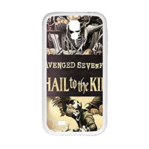 avenged sevenfold hail to the king artwork Phone Case for Samsung Galaxy S4 Case