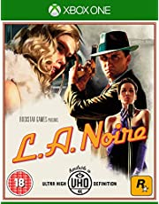 L.A.NOIRE [XBOX ONE] (CDMedia Garantili)