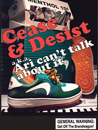 Cease and Desist- Ari Can't Talk About It