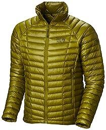 Mountain Hardwear Ghost Whisperer Down Jacket - Men\'s Python Green X-Large