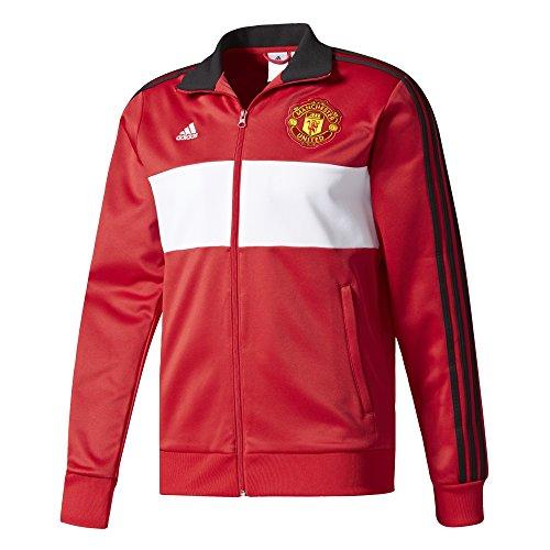 manchester united white jacket - 1