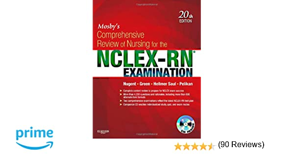 Mosbys comprehensive review of nursing for the nclex rn mosbys comprehensive review of nursing for the nclex rn examination 20e mosbys comprehensive review of nursing for nclex rn examination fandeluxe