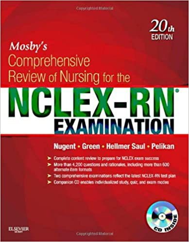 Mosbys comprehensive review of nursing for the nclex rn mosbys comprehensive review of nursing for the nclex rn examination 20e mosbys comprehensive review of nursing for nclex rn examination 20th edition fandeluxe