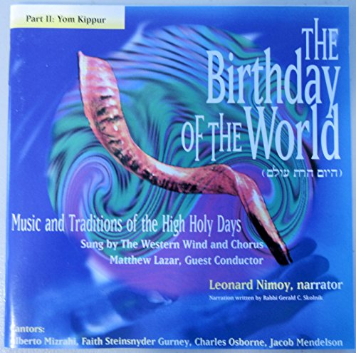 - Birthday of the World, Part 2: Yom Kippur
