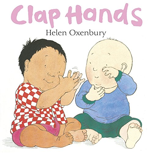 Clap Hands: A First Book for Babies PDF