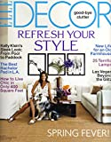 Elle Decor May 2007