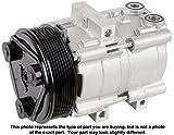 Remanufactured Genuine OEM AC Compressor & A/C Clutch For Honda And Isuzu - BuyAutoParts 60-01337RC Remanufactured