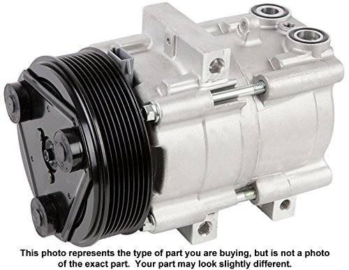 Brand New Premium Quality AC Compressor & A/C Clutch For VW Volkswagen Eurovan - BuyAutoParts 60-01296NA New