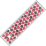 Nishikawa Living Ltd. Miffy gauze long face towel miffy with Strawberry 2284-20774 from Japan