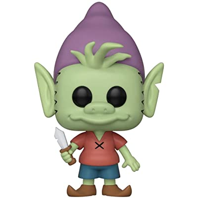 Funko Pop! Animation: Disenchantment - Elfo, Multicolor: Toys & Games